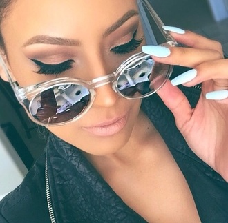 sunglasses love girl grunge