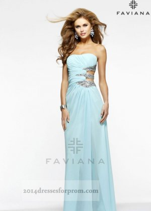 Aqua Long Sequin Cutout Long Strapless Prom Dresses [long aqua sparkly prom dresses] - $150.00 : Cheap Sequin Prom Dresses2014,Online Tailored Prom Dresses Shop,Homecoming Dresses Cheap