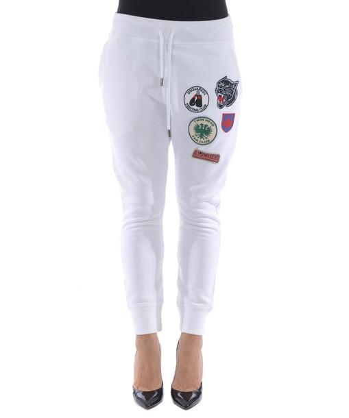Dsquared2 pants track pants