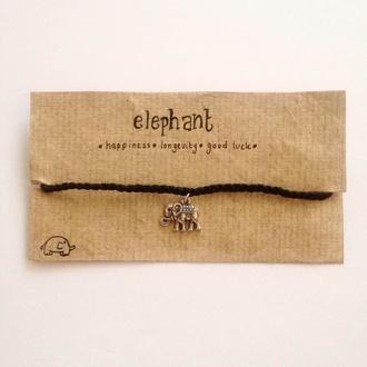 nail accessories elephant elephant bracelet