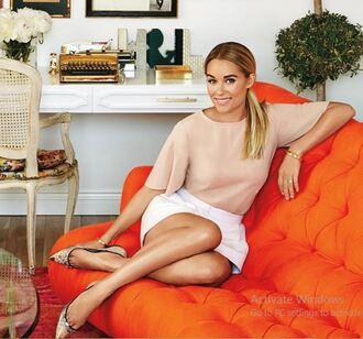 skirt top lauren conrad