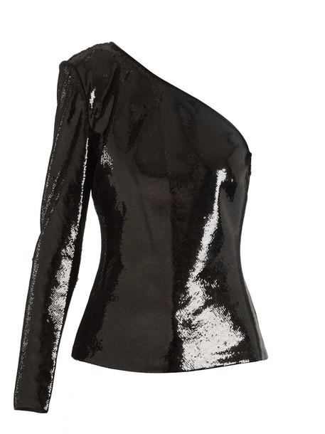 Diane Von Furstenberg top black