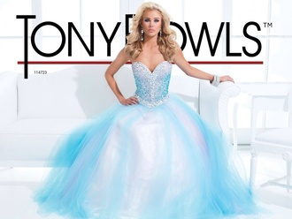 dress tony bowls paris ball gown ball gown prom dresses
