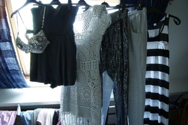 dress crochet white fringes shirt dress boho white dress grey dress