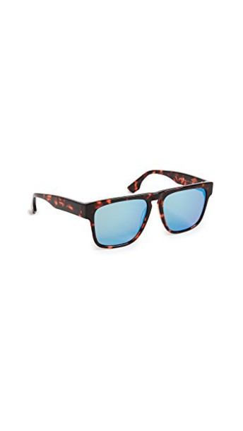 McQ - Alexander McQueen sunglasses blue red