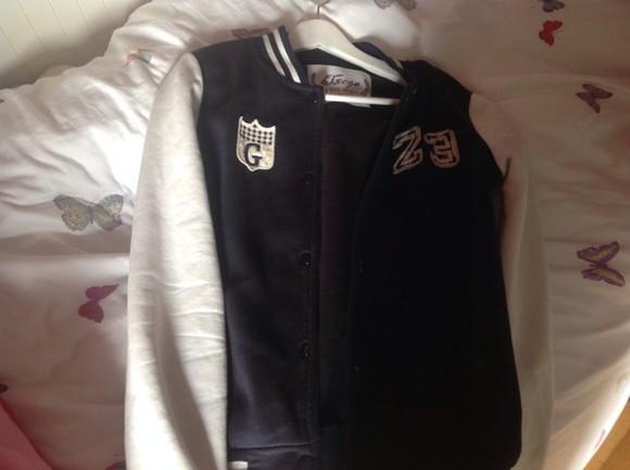 jacket baseball jacket