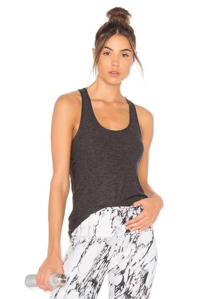 Beyond Yoga charcoal top