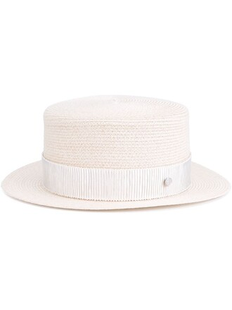 women hat white