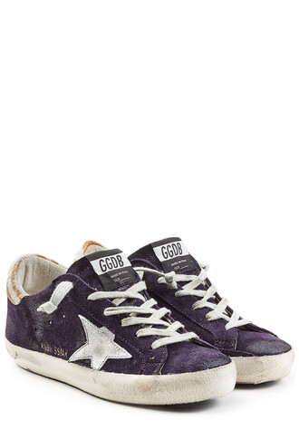 suede sneakers sneakers suede purple shoes