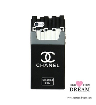 phone cover smoking case chanel coachella iphone 6 plus chanel style jacket iphone cover style smokingkills cigarette case iphone 5 case iphone iphone case little black dress black dress fashion kim kardashian beyonce kanye west trendy hot pants jewels swag wango tango