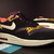 2013 Nike Air Max 1 Leopard Animal Pack Black Pink Orange Gold 319986 026 6 5 8 | eBay