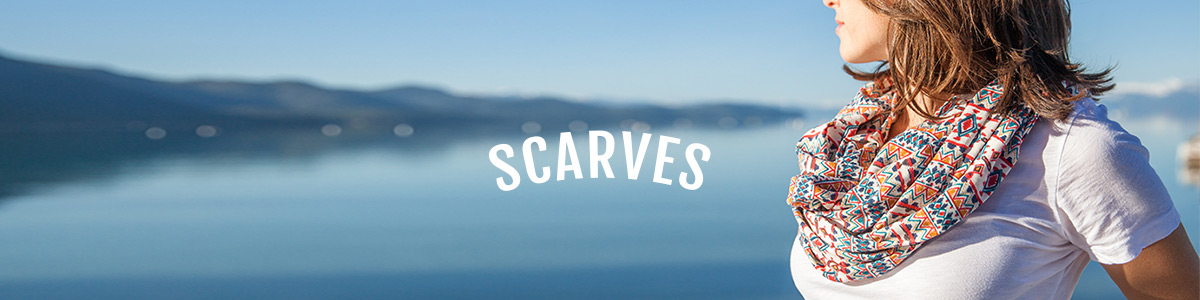 Scarves : Marine Layer