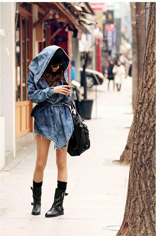 Gennifer denim jacket · shop born rich · online store powered by storenvy