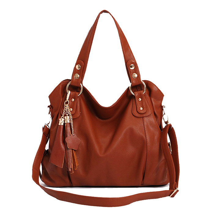 [grhmf22000126]Retro European Style Elegant Fringed Handbag
