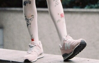 shoes new balance pink light pink fashion style new balance sneakers pastel pastel pink trendy pink shoes multicolor