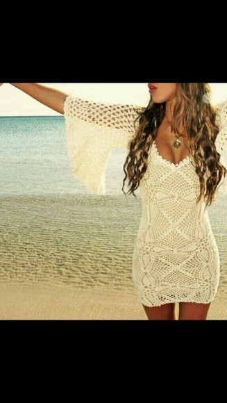 dress summer dress beach dress