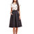 Tonia Black Long skirt - Women's Bottoms Closet Clothing - 43234