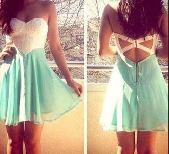 dress green dress mint dress pretty cute dress summer dress