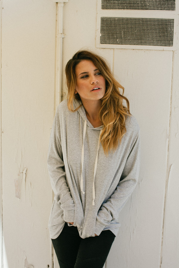 sweatshirt top hoodie long sleeves