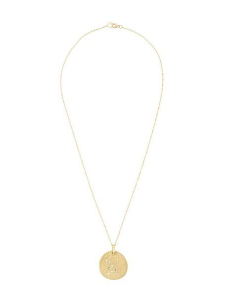 Orit Elhanati women necklace gold yellow grey metallic jewels