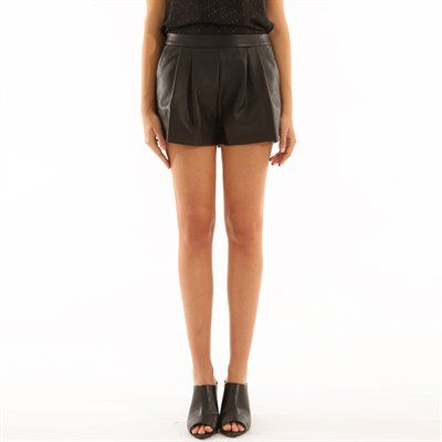 Short simili cuir - Collection Short - Pimkie France