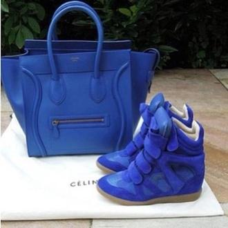 bag gorgeous purse blue