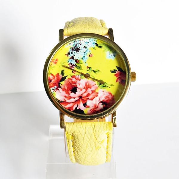 jewels freeforme watch style floral watch freeforme watch leather watch