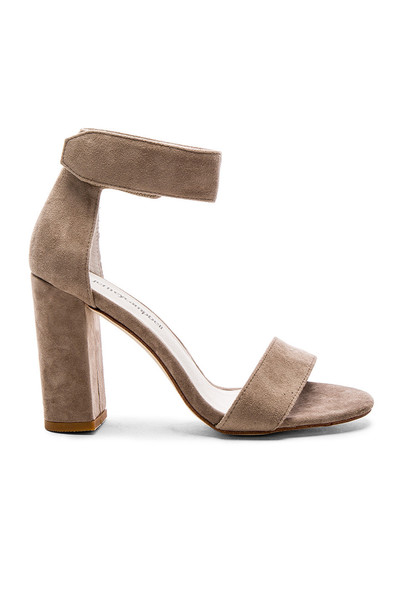 Jeffrey Campbell Lindsay Heels in taupe