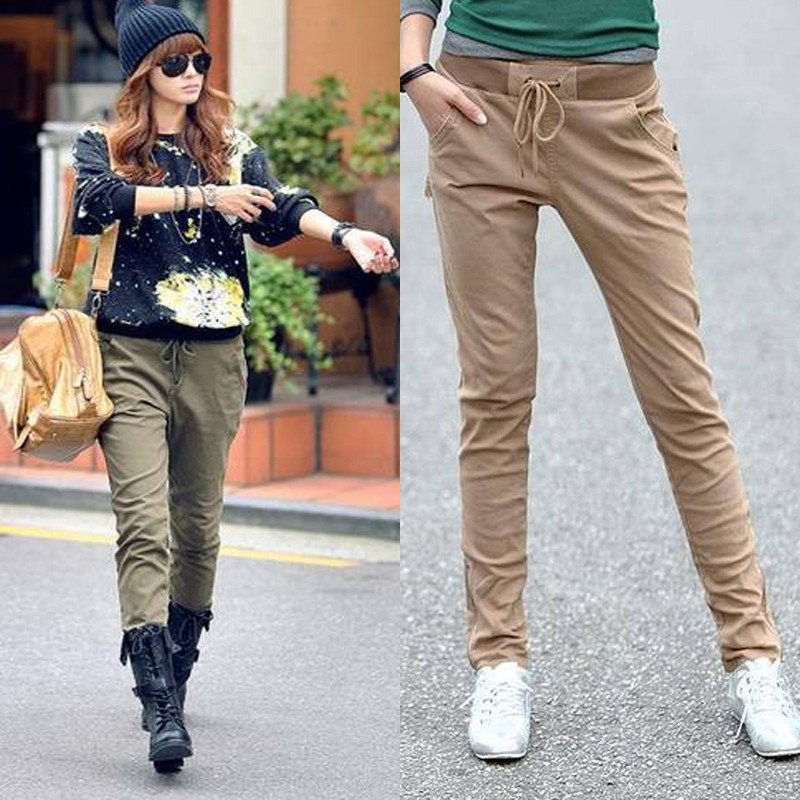 military camo winter       loose khaki pants olive    zipper     v2 tattoo strip candy discount pants cargo polyester sweatpants-inPants & Capris from Apparel & Accessories on Aliexpress.com