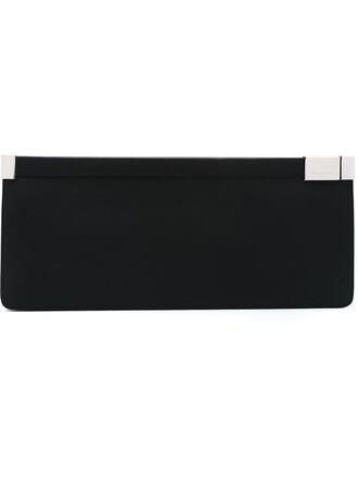 classic clutch black bag