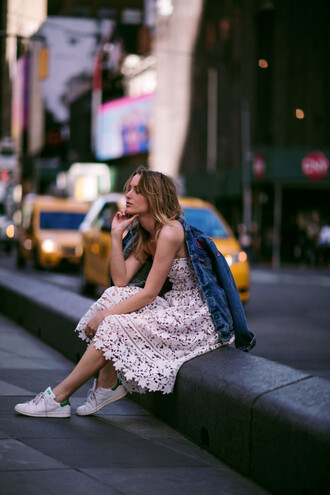 zanita blogger dress