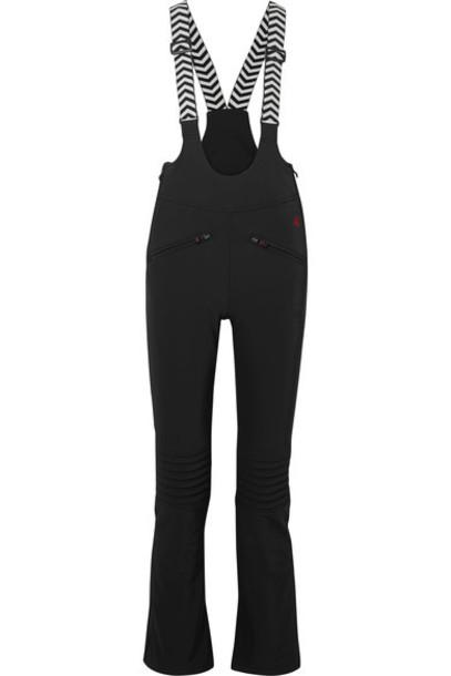 pants ski pants black