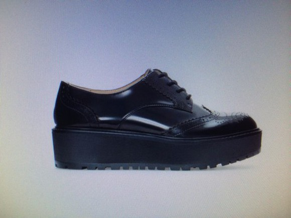 shoes runway haute couture catalk unisex pale atropina classic black shoes elegant polish