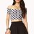 Sweet Polka Dot Crop Top | FOREVER21 - 2000075215