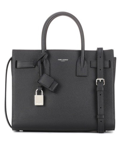 Saint Laurent baby bag shoulder bag leather black