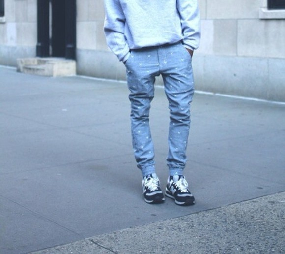 pants hipster shoes dope printed pants sweater blouse sweatshirt new balance hipster clothes printed