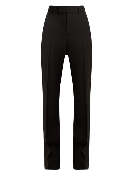 Balenciaga black pants