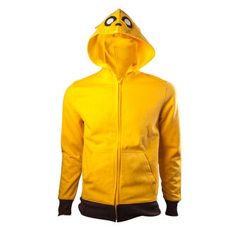 jacket adventure time adventures in fashion yellow dog
