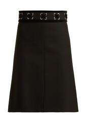skirt,black,velvet