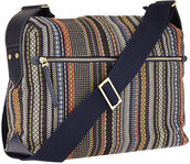 bag,paul smith,maharam,flight bag,mutlicolor,stripes