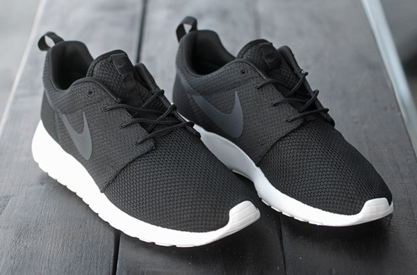 shoes nike nike roshe run black shoes nike running shoes roshe runs