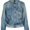 Levis: made & crafted distressed patch jacket