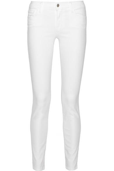 J Brand | 811 mid-rise skinny jeans | NET-A-PORTER.COM