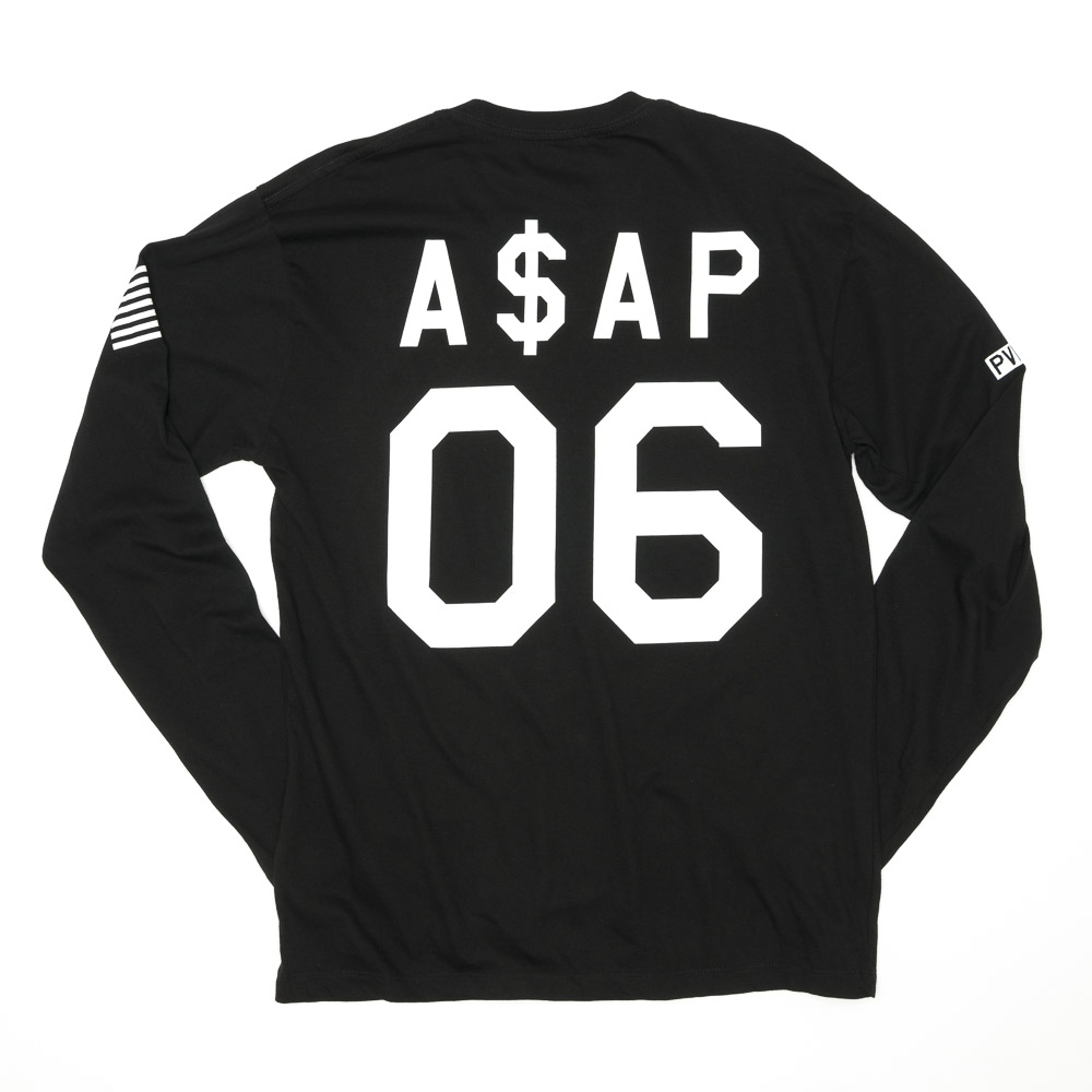 """Anarchy"" Baseball Longsleeve 