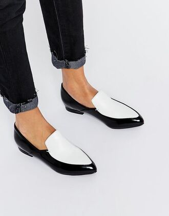 shoes loafers black and white minimalist minimalist shoes london rebel