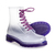 Blue Banana Clear Boot (Purple) | Blue Banana UK