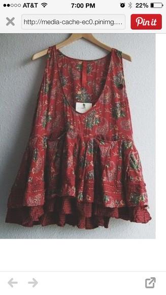 floral blouse boho shirt fall outfits