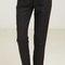 High waist scrunch tie waist pants