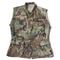 Army camo vest