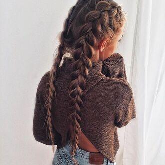 sweater turtleneck split back turtleneck sweater oversized sweater side split knit knitted sweater knitted top